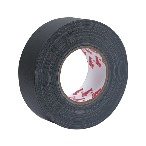 eLumen8 Premium Matt Cloth Gaffer Tape 3130 48mm x 50m - Black