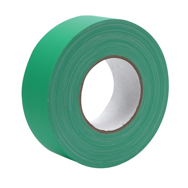 eLumen8 Premium Matt Cloth Gaffer Tape 3130 50mm x 50m - Green (Chroma Key)