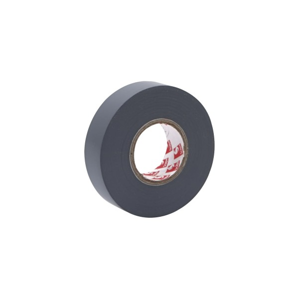 eLumen8 Premium PVC Insulation Tape 2702 19mm x 33m - Grey