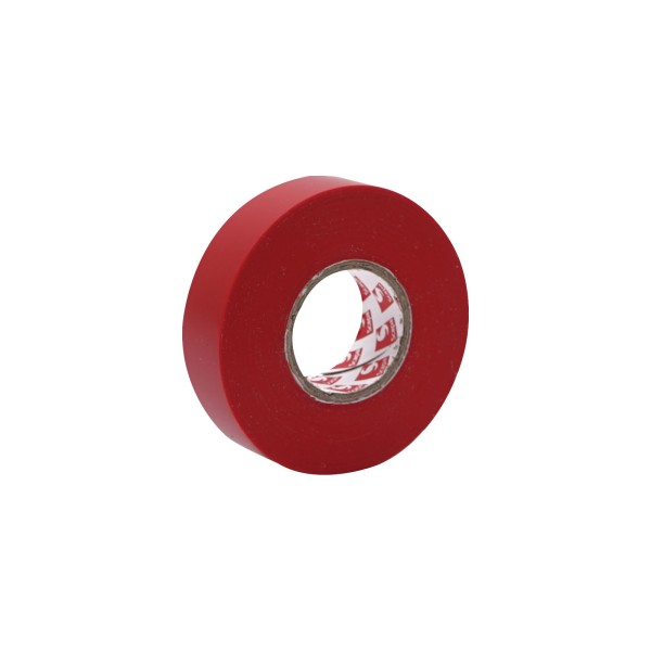 eLumen8 Premium PVC Insulation Tape 2702 19mm x 33m - Red
