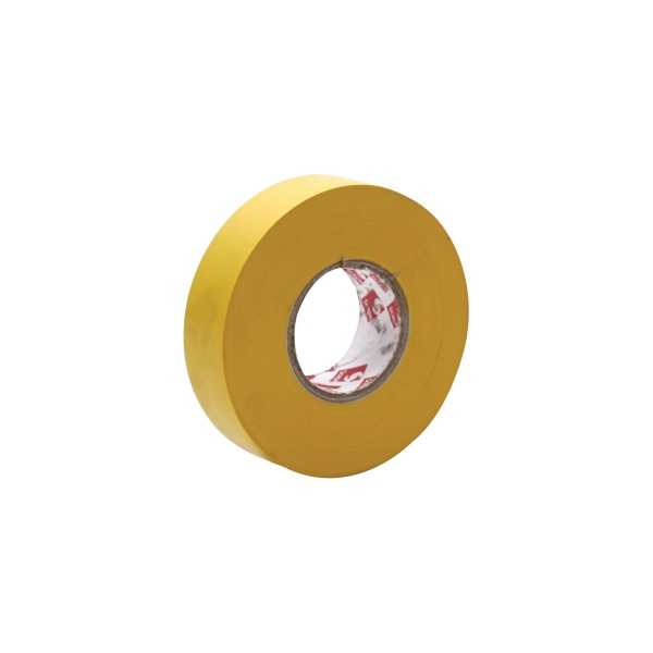 eLumen8 Premium PVC Insulation Tape 2702 19mm x 33m - Yellow
