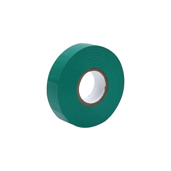 eLumen8 Premium PVC Insulation Tape 2702 19mm x 33m - Dark Green