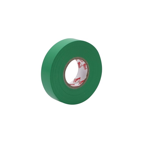 eLumen8 Premium PVC Insulation Tape 2702 19mm x 33m - Light Green