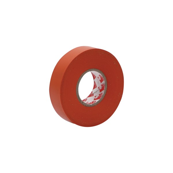 eLumen8 Premium PVC Insulation Tape 2702 19mm x 33m - Orange