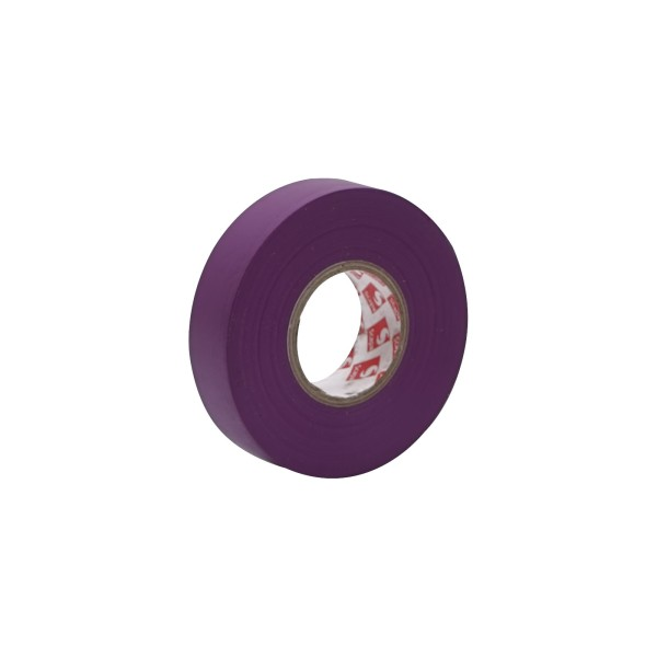 eLumen8 Premium PVC Insulation Tape 2702 19mm x 33m - Violet
