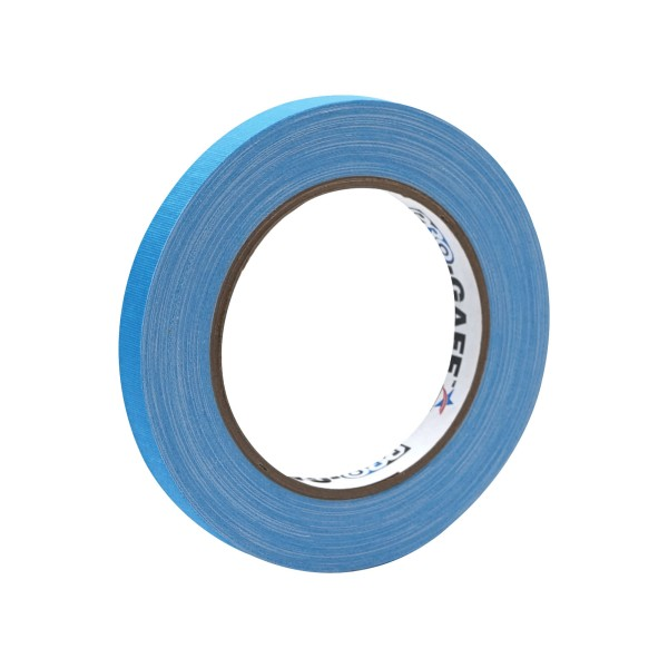 eLumen8 Fluorescent Cloth Gaffer Tape 3170 12mm x 23m - Blue