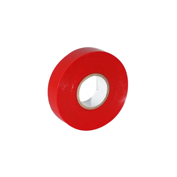 eLumen8 Economy PVC Insulation Tape 19mm x 33m - Red