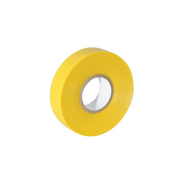 eLumen8 Economy PVC Insulation Tape 19mm x 33m - Yellow