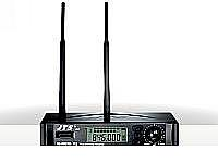 JTS US-1000D UHF PLL Single Channel True Diversity Receiver - Channel 38