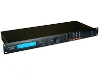 Vector DSP204 Signal Processor with 4 Outputs