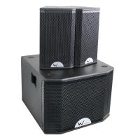 W Audio Speakers