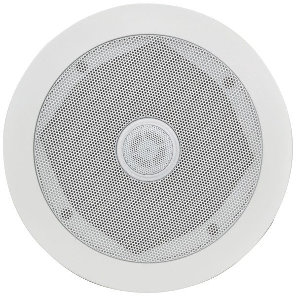 Adastra C5D 5.25 Inch Ceiling Speaker, 40W @ 8 Ohms with Directional Tweeter - White