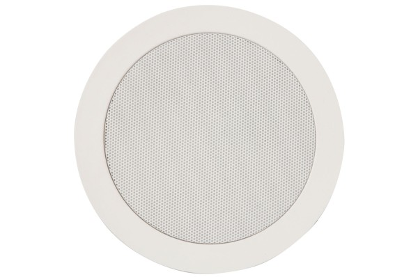 Adastra CC5V 5.25 Inch Ceiling Speaker, 40W @ 8 Ohms or 100V Line - White