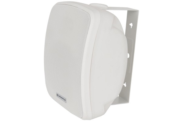 Adastra FC5V-W 5.25 Inch Compact Passive Speaker, IP44, 50W @ 8 Ohms or 100V Line in White