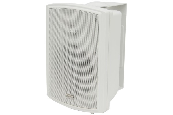 Adastra FSV-W 5.25 Inch High Performance Passive Speaker, IP35, 65W @ 8 Ohm or 100V Line in White