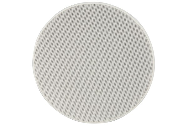 Adastra SL6 6.5 Inch Ceiling Speaker Pair, 40W @ 8 Ohms - White