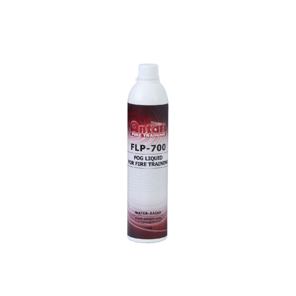Antari FLP-700 Dedicated Fog Fluid for FT-50 Fire Training Machine, 720ml
