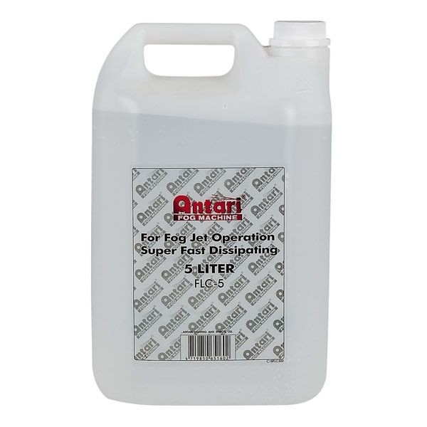 Antari Fog Fluid Super Fast Dissipating, 20 litre