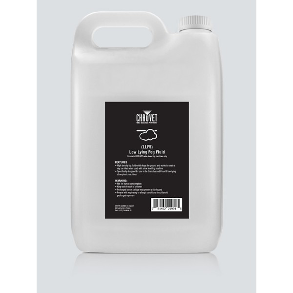 Chauvet DJ Low Level Fog Fluid - 5 litres