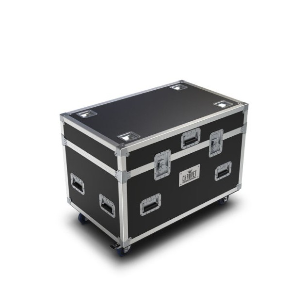 Chauvet Flight Case for 6x Chauvet Colorado Panel Q40