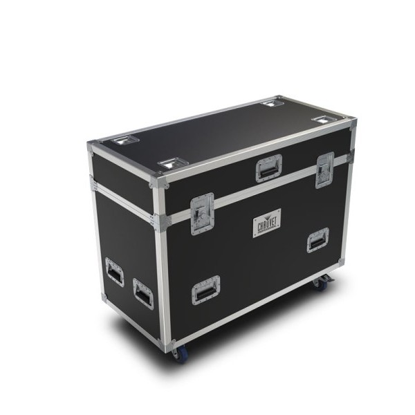 Chauvet Flight Case for 2x Chauvet Maverick MK3 Wash