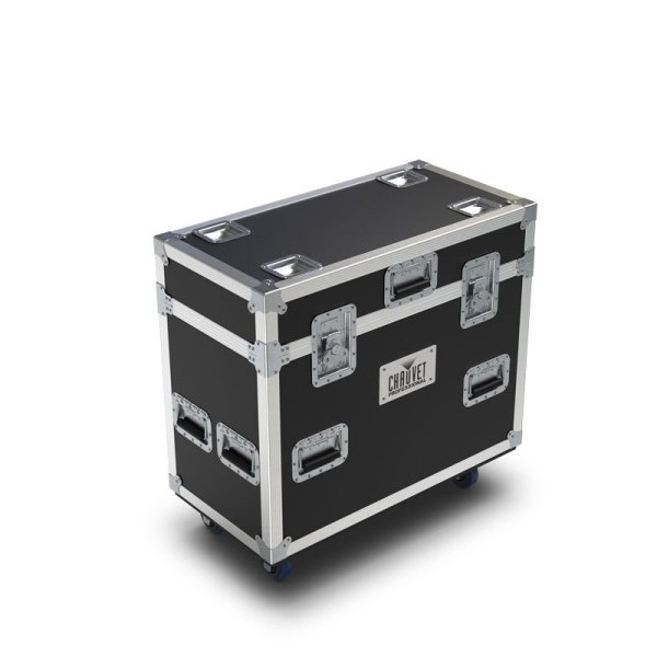 Chauvet Flight Case for 2x Chauvet Rogue R1X Spot