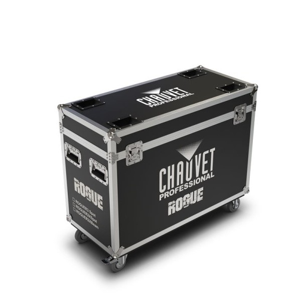 Chauvet Flight Case for 2x Chauvet Rogue R2X Spot