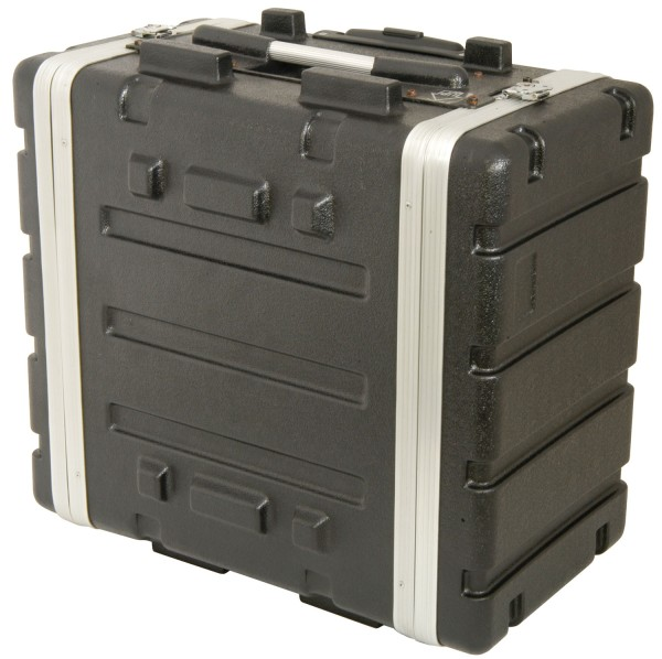 Citronic ABS:6UT ABS Trolly Case with 6U of 19 inch Rack Space