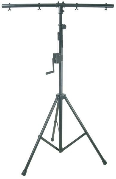 Citronic LT05 Heavy Duty Lighting Stand with Winch and T-Bar