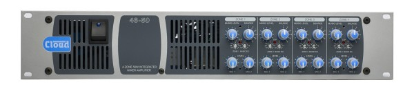 Cloud 46/50, Four Zone Integrated Mixer Amplifier