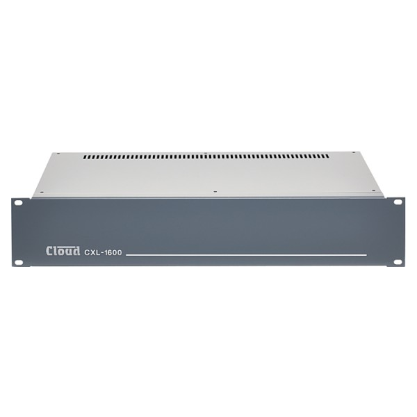 Cloud CXL-1600 Rack Housing For up to 8 Toroidal Tranformers