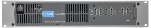 Cloud CX-A850 Multi Channel Amplifier
