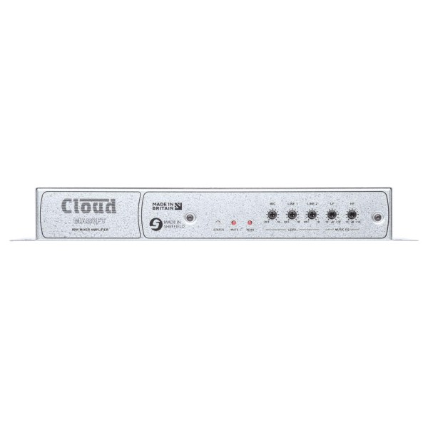 Cloud MA80FT - 80Watt 4 Ohm mono mixer amplifier