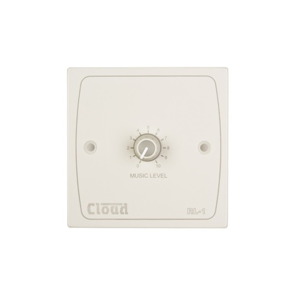 Cloud RL-1, Remote Level Control Plate (White)