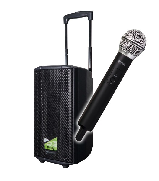 dB Technologies B-Hype Portable Battery Powered PA with Handheld Transmitter