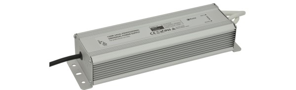 Fluxia PS150-24 24Vdc 150W Power Supply for Indoor and Outdoor Installations, IP67