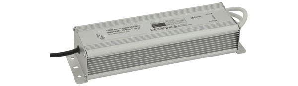 Fluxia PS100-24 24Vdc 100W Power Supply for Indoor and Outdoor Installations, IP67