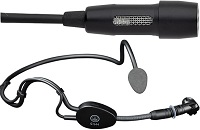 AKG Lavalier and Headworn Microphones