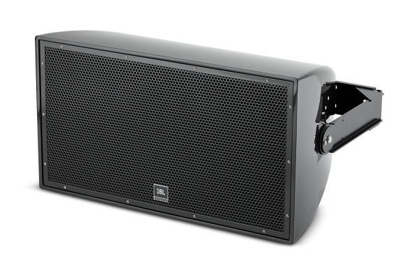 JBL AW266-LS-BK - High Power Two-Way All Weather Loudspeaker (Black)