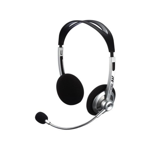 JTS HPM-12 Multimedia Headphones with Built In Microphone