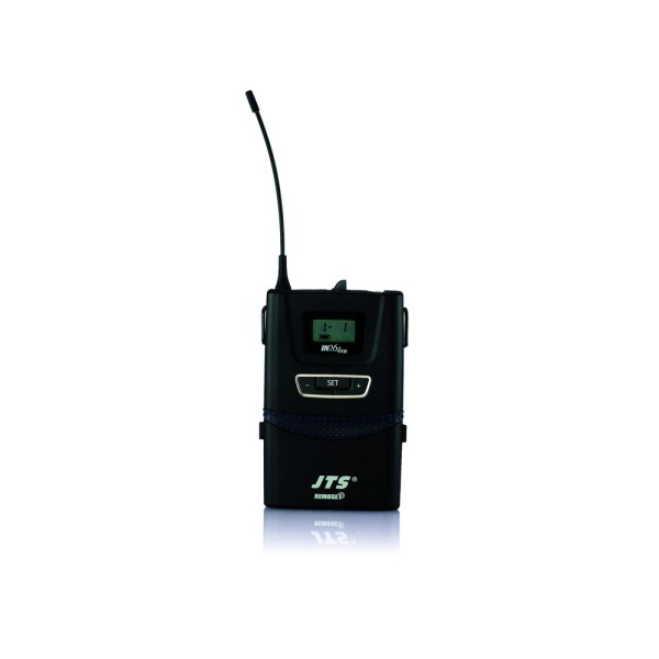 JTS IN-264TB UHF PLL Body Pack Transmitter - Channel 38