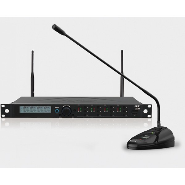 JTS CS-W4C Wireless Conference System - Channel 38