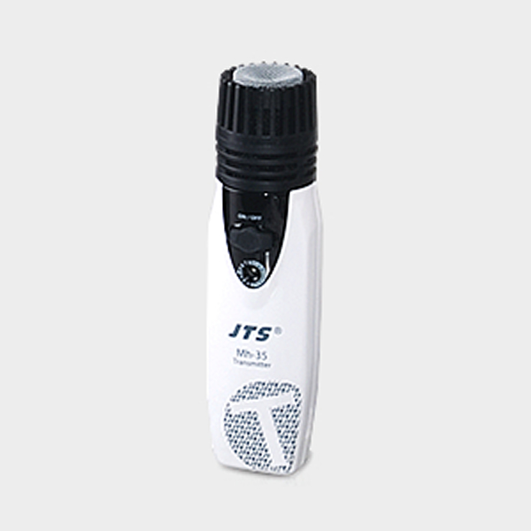 JTS MH-35 Handheld Radio Mic Transmitter for JTS WA-35