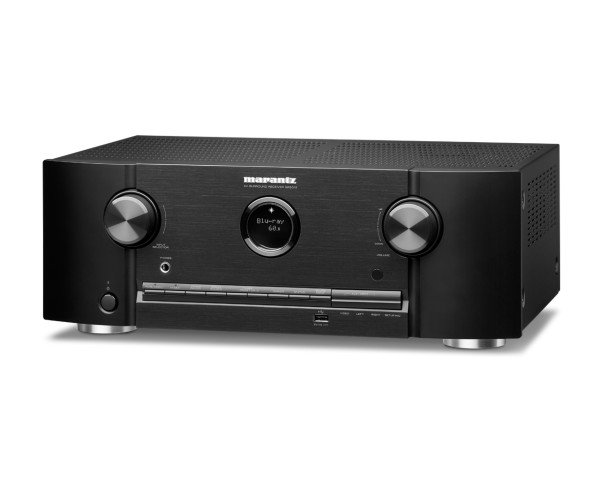 Marantz SR5015 7.2ch. 8K AV Receiver with 3D Sound and HEOS Built-in, Black