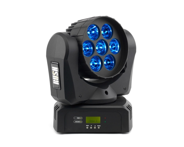 Martin RUSH MH2 Powerful Compact RGBW LED Moving Head Wash Light