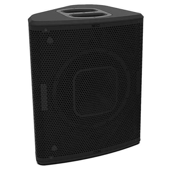 Nexo P12 Mid-Top Speaker - Touring Version (Black Housing)