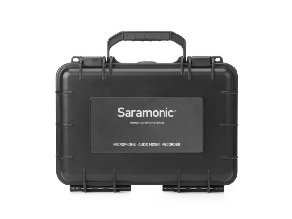 Saramonic SR-C6 Plastic Carry and Safety Case