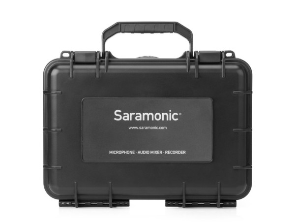 Saramonic SR-C8 Plastic Carry and Safety Case