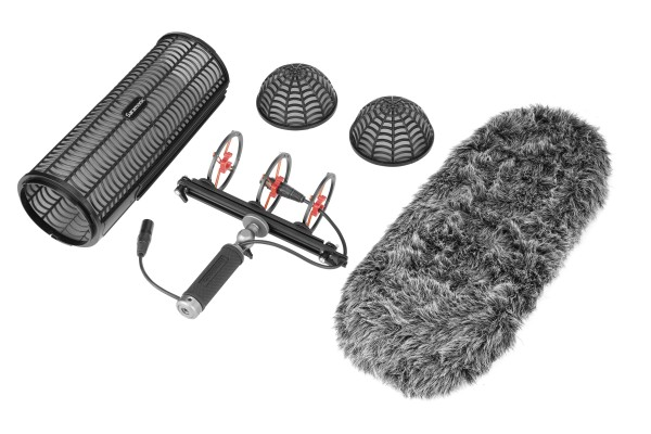 Saramonic VWS Professional Windshield and Suspension System for Shotgun Microphones