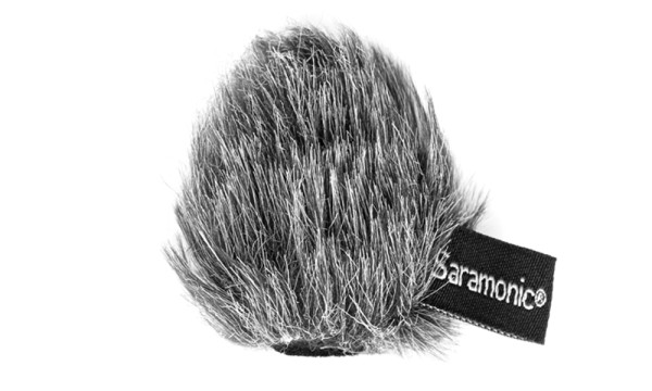 Saramonic XM1-WS Fur windscreen For SmartMic and SR-XM1
